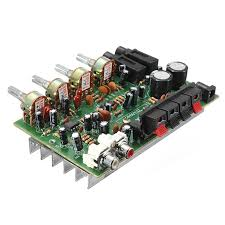 9cm <b>x</b> 13cm Electronic Circuit Board <b>12V 60W</b> Hi Fi Stereo Digital ...