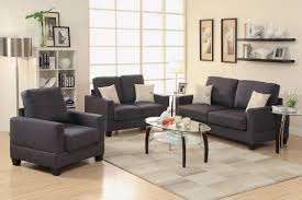astounding grey fabric sofa furniture set for modern living room with track arm style and dark astounding red leather couch furniture