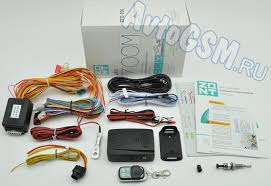 GSM+GPS <b>автосигнализация Zont ZTC</b>-700M - автозапуск ...