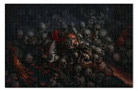 <b>Пазл 73.5</b>×<b>48.8 см</b> (1000 элементов) Warhammer #2425889 от ...