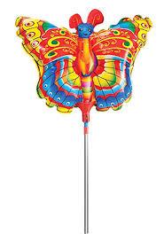 <b>Action</b>! <b>Шар фольгированный</b> на палочке Бабочка — купить в ...