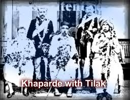 Image result for images of shirdi sai baba with g s khaparde