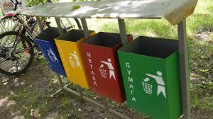 Разноцветные <b>контейнеры</b> и два вида отходов: как в ...