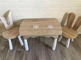 <b>Детский стол и стул</b>