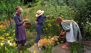Tasha Tudor loved children, her dogs, her other animals, gardening ...