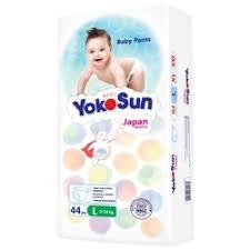 Подгузники для малышей Yokosun — купить на Яндекс.Маркете