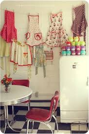 vintage modern kitchen sweet nvintage photos retro aprons vintage aprons vintage linens retro vintage retro red ado