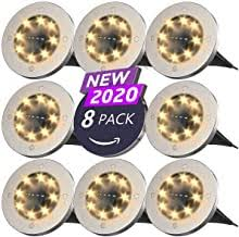Solar Powered LED Light - Amazon.co.uk