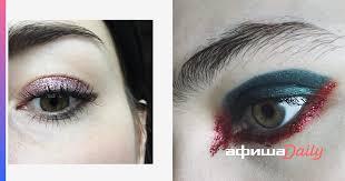 Как сделать новогодний <b>макияж</b> с блестками и сколько он ...