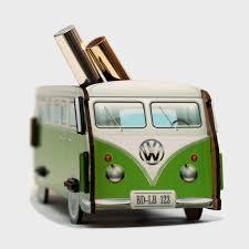 VW Camper Green | <b>Настольный органайзер</b> для канцелярских ...