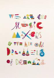 Makers, <b>Dreamers</b> - <b>handmade</b> embroidery on Behance