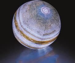 <b>Bestway Мяч надувной</b> с подсветкой, Юпитер , 61 см, арт. 31043 ...