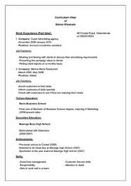 Curriculum Vitae Examples Day Job | Who To Send A Cover Letter To ... Curriculum Vitae Examples Day Job How To Write A Curriculum Vitae Cv Writing A Resume