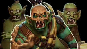 Image result for 4 orcs