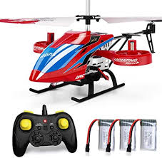 JJRC 4CH RC Helicopter with Remote Control, Fly ... - Amazon.com