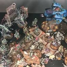 Olaf Miniatures - Deathguard vs <b>Celestial Lions</b> | Facebook