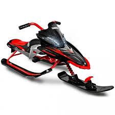 <b>Снегокат Yamaha Apex</b> Snow Bike with LED - Акушерство.Ru