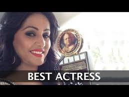 Hina khan wins prestigious Dadasaheb Phalke Award for Best Actress. Don't forget to comment, share this video with your Friends. Show your appreciation by ... - 0