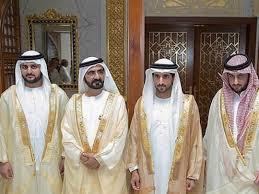 Three sons of <b>Sheikh</b> Mohammed Bin Rashid Al Maktoum, <b>Sheikh</b> ...