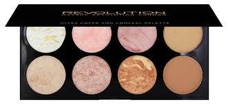 REVOLUTION <b>палетка для макияжа</b> Ultra Blush Palette — купить ...
