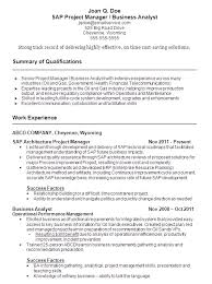 Sample Of Job Resume   Resume Format Download Pdf