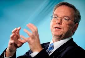 L'ex amministratore delegato di Google, molto attivo e presente nelle prime pagine dei principali portali Android e Google, Eric Schmidt, ha fatto parlare ... - eric-schmidt