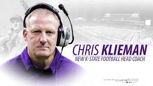 Chris Klieman Named Head Football Coach at Kansas State ...