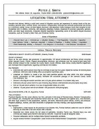 attorney resume bar admission   resume sample labor relations    trial attorney resume example
