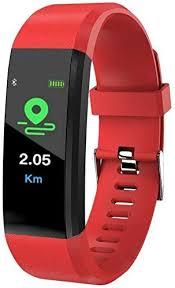 Nutrition Wristband <b>Colorful Men Women</b> Smart Band <b>Color</b> Screen ...