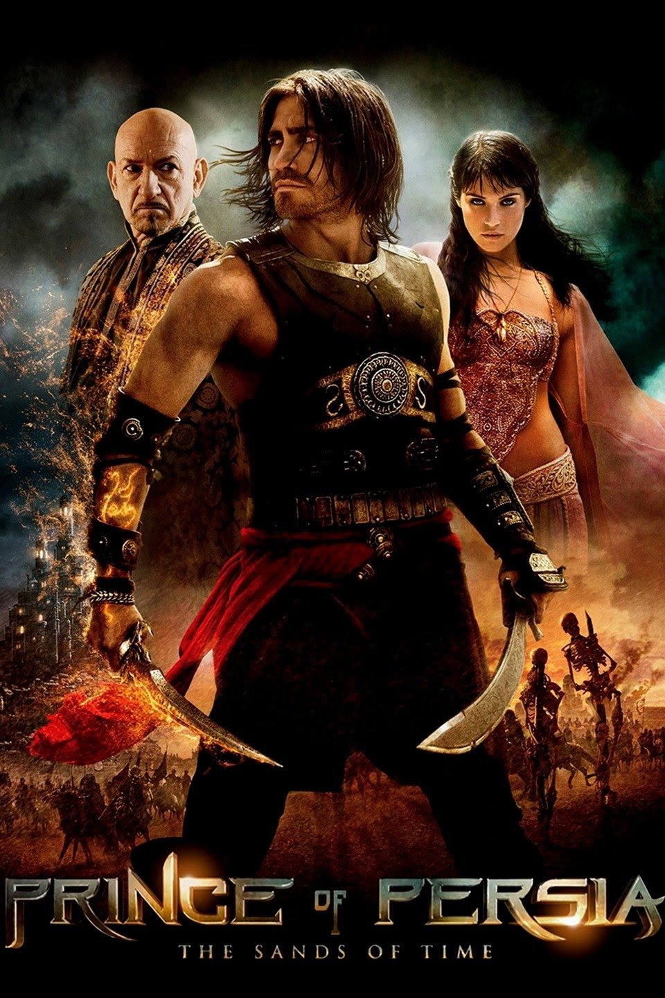 Prince of Persia: The Sands of Time (2010) Dual Audio {Hindi-English} 480p | 720p| 1080p