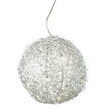 mesh ball pendant light ball pendant lighting
