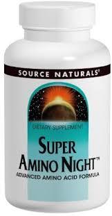 Source Naturals Super Amino Night - Advanced ... - Amazon.com