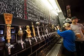 A <b>craft beer</b> revolution is brewing in Russia