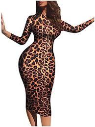 Amazon.com: GoodLock(TM) <b>Women Leopard</b> Print <b>Sexy</b> Clubwear ...