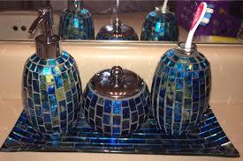 bathroom accessories ceramic set home design idea