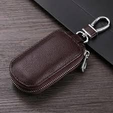 Etaofun 2018 new arrivals <b>genuine leather car key</b> holder for men ...