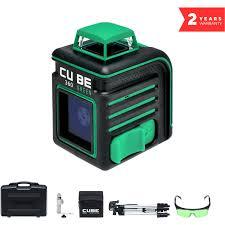Купить лазерный <b>нивелир ADA instruments CUBE</b> 360 Green ...