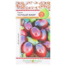 """<b>Семена Томат """"Черный мавр</b>"""", серия Русский огород, 0,1 г ..."""