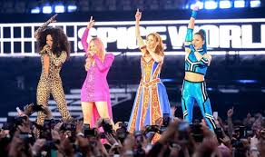 <b>Spice Girls</b>' Geri and Mel B 'Olympic-standard flirts' who 'functioned ...