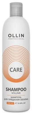 OLLIN Professional <b>шампунь</b> Care Volume для <b>придания</b> объема ...
