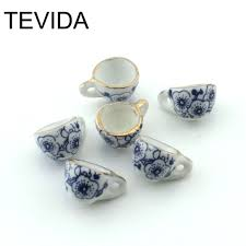 ceramic <b>beads</b> TEVIDA <b>20pcs</b>/lot Mini Porcelain Ceramic <b>Bead</b> Cup ...