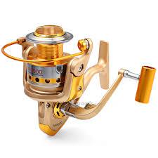 Dropshipping for HF - 7000 <b>Metal</b> Spool <b>Spinning Fishing Reel</b> ...