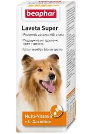 <b>Beaphar витамины</b> для кожи и шерсти собак, масло, <b>Laveta</b> Super