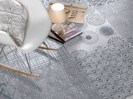 Porcelain flooring with <b>textile</b> effect TEX TEX Collection By Aparici