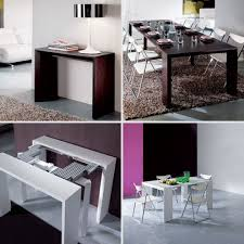 unique furniture for small spaces. 17 the goliath consoledining table unique furniture for small spaces m