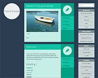 The best free WordPress themes, December 2013 | Science and ...