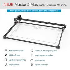 <b>NEJE Master</b> 2s max 30W CNC laser engraving cutting machine ...