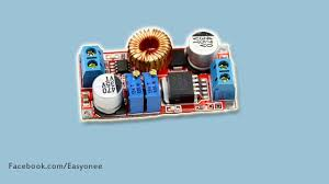 <b>5A DC</b> to <b>DC</b> CC CV Step Down Module <b>XL4015</b> Unboxing | Test ...