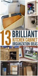 photos kitchen cabinet organization:  ideas about organizing kitchen cabinets on pinterest kitchen cabinet organization kitchen organization and small kitchen organization