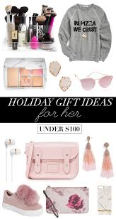 Holiday Gift Ideas For Her: Under $100 | Christmas gift guide ...